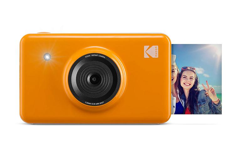 Kodak Mini Shot. Appareil photo numérique avec imprimante. Test Avis